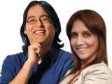 Jes�s Veliz y Mariella Patriau